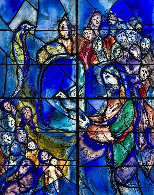 Travelogue XXIII: Marc Chagall, Stephanskirche | Emily Abroad Chagall Mainz
