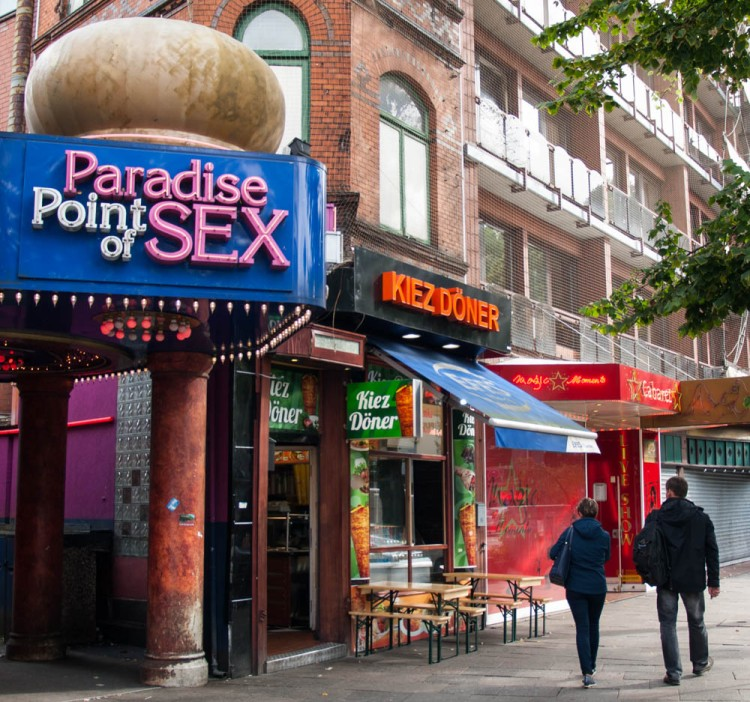Sex and Döner--what more do you need?