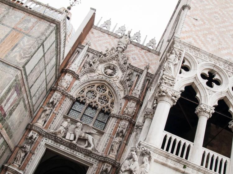 Sam Marco Doge Venice