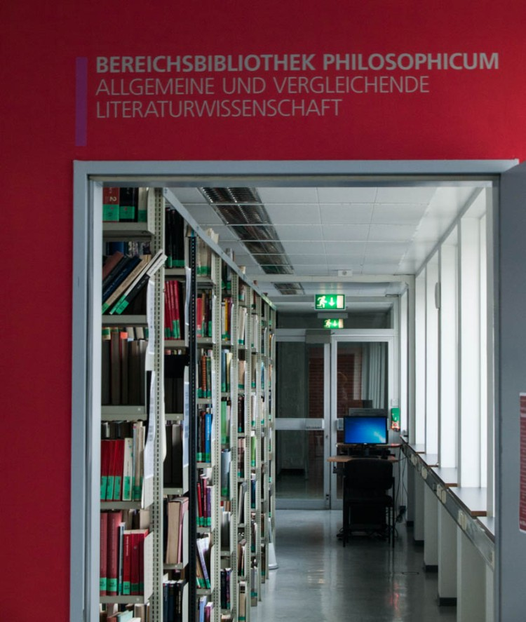 The heady academic jungle in Germany.