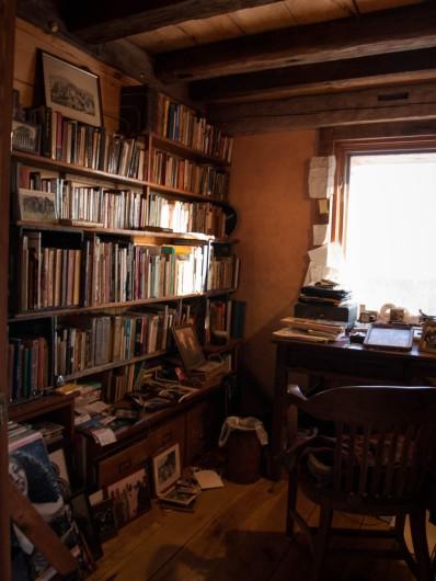 Glenn's study.